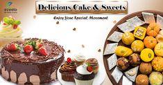 Wide Range of Traditional Indian Sweets & Cakes for Your Memorable Moments at Kanpur in ezeelo.com #ezeelo #kanpur #cakes #pastries #sweets #bundiladoo #kajukatli #peda #birthdaycakes #weddingcakes #weddinganniversary