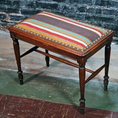 Vintage Upholstered Piano Bench //adjustablepianobench.net | Piano Benches | Pinterest | Piano bench Pianos and Bench & Vintage Upholstered Piano Bench http://adjustablepianobench.net ... islam-shia.org