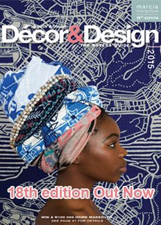 We are a publishing house specialising in the publication of décor and design titles for the South African market. Our best-known publication is SA Décor and Design - The Buyers' Guide, which is well utilised by both the local and international marke. African Interior Design, African Design, African Inspired Fashion, African Fashion, South African Decor, Westerns, African Market, African Head Wraps, Design Strategy