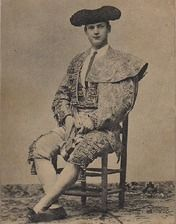 "Ricardo Torres Reina ""Bombita""."