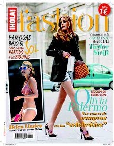¡HOLA! Fashion (Agosto 2013) En portada: Olivia Palermo #HOLAfashion #covers #itgirls