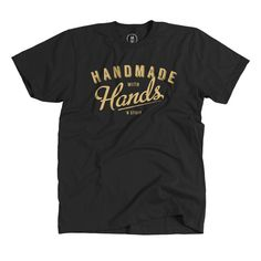 Cotton Bureau – Handmade with Hands 'n Stuff by Chris Bomely