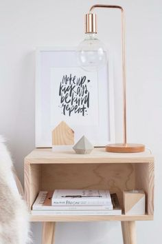 A simple night stand