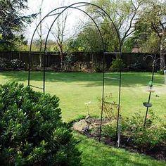 £6 Garden Arch