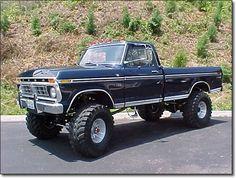 76 Ford F250 High Boy