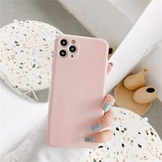 Glitter Original Camera Protection Cute Phone Case For iPhone 11 Pro M – Touchy Style
