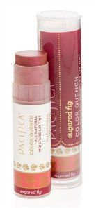 Sugared Fig Color Quench All Natural Moisture Lip Tint by Pacifica Perfume - 0.25oz. by Pacifica Perfume. $8.10. Give your lips the love they deserve!Color Quench lip tint packs major moisture, nourishing naturals andgorgeous, sheer colorinto one perfectly portable, 100% recyclable tube. Essential fatty acids from rich and amazing avocado and coconut oilsleave lipsluscious andhealthy. Natural flavorand 4 perfect shadesproduce the prettiest, mostkissable mouth ever. 100%...