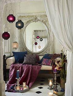 Bohemian Interior, Bohemian Decor, Boho Chic, Bohemian Gypsy, Bohemian Style, Bohemian Furniture, Gypsy Style, Chill Lounge, Interior And Exterior