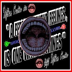 """00 Download Grátis - Rotating 3D Gif - Free Download  """"A person without feelings, is one with nothings""""  (tradução: Uma pessoa sem sentimentos, é uma com nadas)  Criado no dia/Created on 19/04/2016  Por/By:  Milton Coelho"""