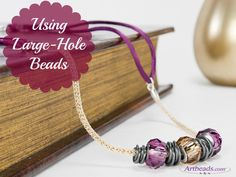 Large-Hole Bead Ideas