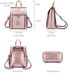 0a6783112220 рюкзак женский, рюкзак школьный для девочек подростков, бренд модный женский  рюкзак высокого качества из сплит-кожи, женская вместительная сумка на  плечо с ...