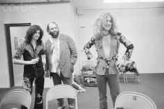 Image result for led zeppelin backstage