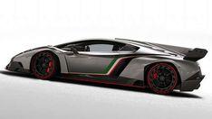 Futuristic Lamborghini Veneno