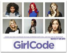 Girl Code Cast (MTV) - From the Sara Bareilles Doppleganger to the instant crush
