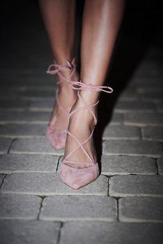 Jeffrey Campbell Pink Heels
