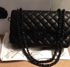 "Chanel ""So Black"""