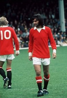 George Best Manchester United 1972