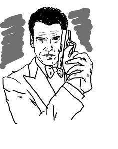 The name's Bond..James bond