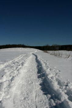 La digue, Parc national de la Yamaska, Québec, mars 2017 Digue, Mars 2017, Parc National, Marie, Snow, Outdoor, Outdoors, Outdoor Games, The Great Outdoors