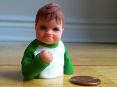3D Printed Success Kid Can Be Yours