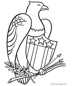 patriotic coloring pages american history for kids us flags