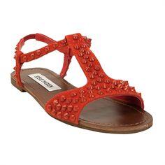 Steve Madden Nickiee T-Strap Sandal #VonMaur #Sandals