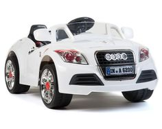 Tigris Wholesale Battery Powered - 12V Coupe Roadster White - Availability: in stock - Price: £159.99
