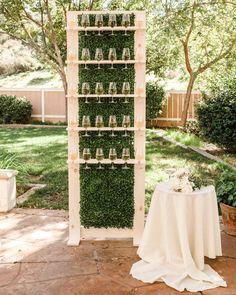 Wine Rack Wall, Wine Glass Rack, Wine Racks, Pallet Pictures, Minwax Stain, Dark Walnut Stain, Wood Display, Wine Bottle Holders, Stain Colors