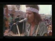 Country Joe's Anti Vietnam War Song Woodstock