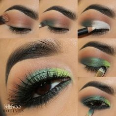 Best Ideas For Makeup Tutorials : Motives® Eye Base – Single Jar g) Dramatic Eye Makeup, Eye Makeup Steps, Eye Makeup Art, Sexy Makeup, Eyeshadow Makeup, Beauty Makeup, Eyeshadows, Dramatic Eyes, Makeup Blog