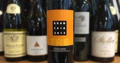 REVIEW: Brancaia Tre Rosso Toscana 2013