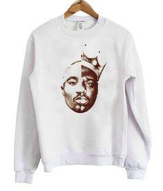 tupac and biggie sweatshirt