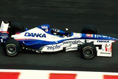 Damon Hill Arrows - Yamaha 1997