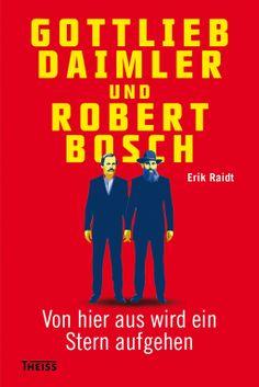 Gottlieb Daimler und Robert Bosch - zwei große Erfinder mit demselben Traum, doch unterschiedlicher hätten die beiden Charaktere nicht sein können. Erik Raidt berichtet von den Lebensgeschichten, Erfolgen, Visionen und Rückschlägen der beiden Gründerväter.