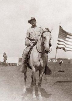 Teddy R. aka Rough Rider