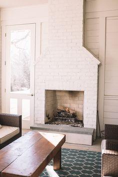 FireRock Outdoor Fireplace Kit | Outdoor Fireplaces | Pinterest ...