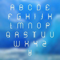 Typeface - ARCTIC