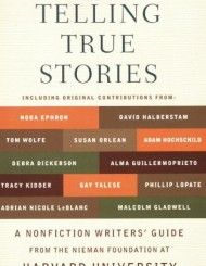 Telling True Stories Cover