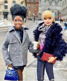 Barbie Clothes, Barbie Dolls, Barbie Summer, Business Fashion, Business Style, Barbie Fashionista, Barbie Collector, Barbie House, Cassie