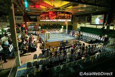 Thai Boxing in Phuket - Phuket Muay Thai