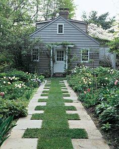cottage garden by vineta.aiva