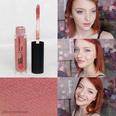 Liquid Lipstick / Batom Líquido Quem Disse, Berenice? Nudelili - Blog Hypefemme