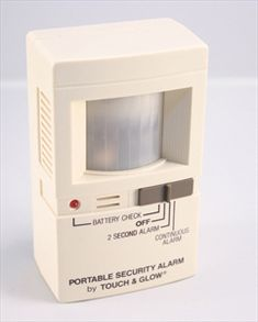 Portable Alarm Security Bright Image Corporation Dusk to Dawn #5BestHomeSecurityCameraSystems