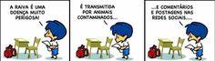 Armandinho e a raiva