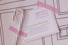 Advent Random Acts of Kindness... cool ideas for chirstmas on her blog
