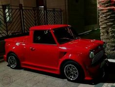 Mini Cooper S, Mini Cooper Classic, Classic Mini, Classic Cars, 57 Chevy Trucks, Ford Pickup Trucks, Mini Cooper Wallpaper, Smart Car Body Kits, Microcar