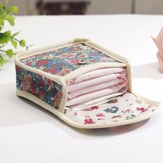 My Charity Boxes Wallet and Coin Sorter Trusty Coin Pouch,for Pocket Purse Or Car for Quick Change Pink