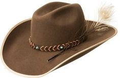 d6b0215de59be Bailey Western Unisex Westbrook Cowboy Hat
