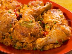 Divine chicken divan recipe chicken divan recipe nancy fuller arroz con pollo rice with chicken forumfinder Choice Image