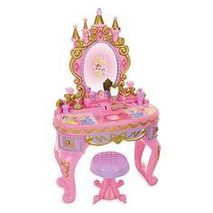 Disney Princess Magical Talking Vanity